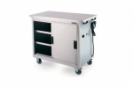 Hot Cupboard Medium 2 Shelf Hire
